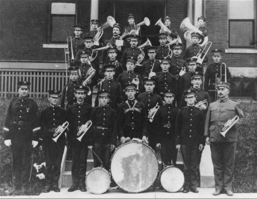 Fort Leavenworth band, Fort Leavenworth, Kansas - Page