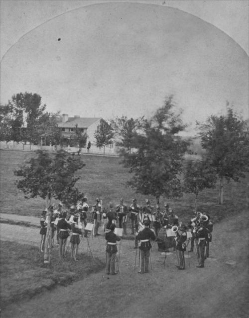 Fort Riley Band, Fort Riley, Kansas - Page