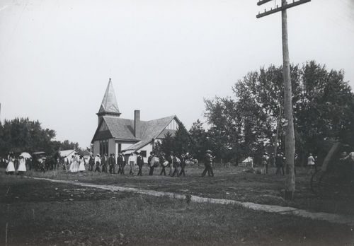 Grand Army of the Republic celebration, Valley Falls, Kansas - Page