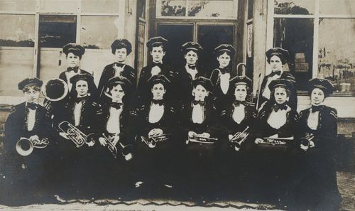 Wellsville Ladies' Band - Page