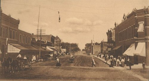 Second Street, Minneapolis, Kansas - Page