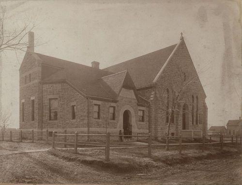 T. C. Bowman Memorial Kindergarten, Topeka, Kansas - Page