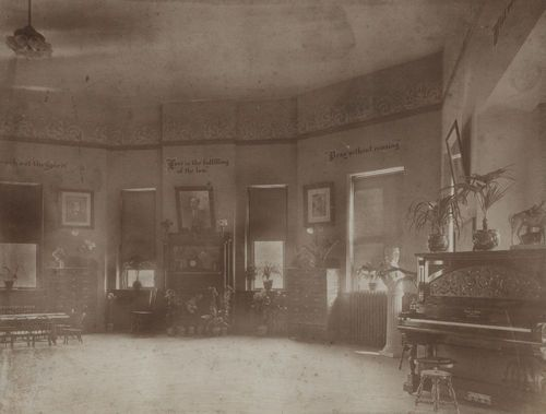 Bowman room at Central Congregtional Church, Topeka, Kansas - Page