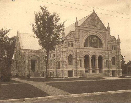 Central Congregational Church, Topeka, Kansas - Page