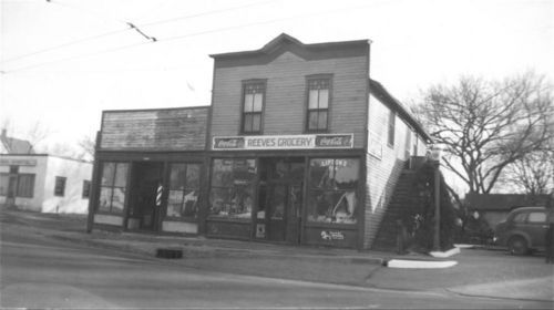 Reeves Grocery store, Topeka, Kansas - Page