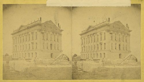 Construction of the Kansas Capitol - Page