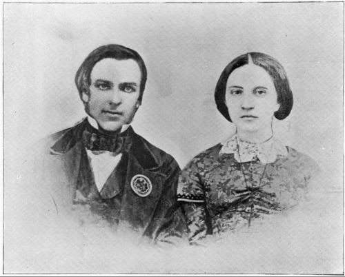 John Kagey (Kagi) and lady friend - Page