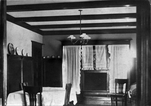 Dining room at Rogler Ranch - Page