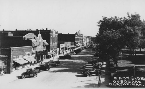 Town square, Olathe, Kansas - Page