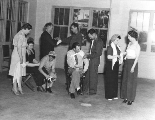 First aid class, Wichita, Kansas - Page