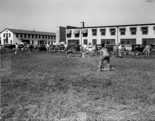 Baseball game, Kansas City, Kansas - Page