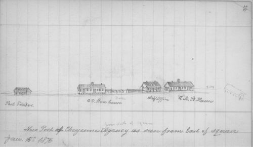 Cheyenne Agency, Indian Territory - Page