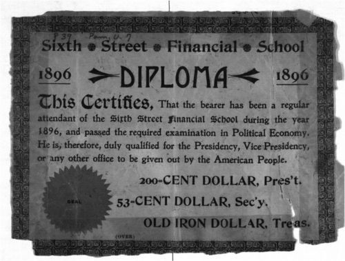 Sixth street financial school diploma - Page