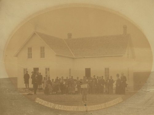 Dunlap Academy and Mission School, Dunlap, Kansas - Page