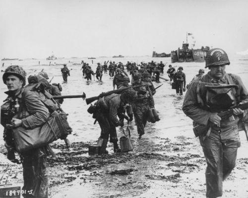American troops in WW II - Page