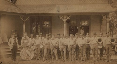 Haskell Institute Band, Lawrence, Kansas - Page