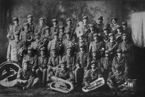 Hays Military Band, Hays, Kansas - Page