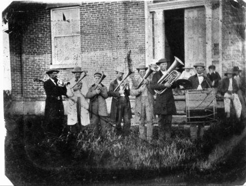 Highland Band, Highland, Kansas - Page
