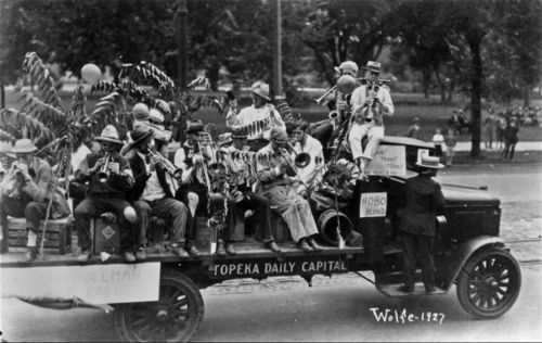 Hobo Band in Topeka, Kansas - Page