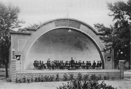 Howell's Salina Band, Salina, Kansas - Page