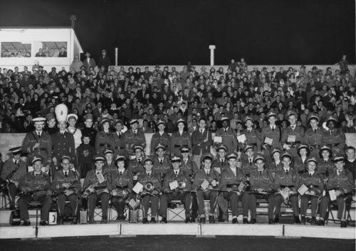 Hutchinson Junior College Band, Hutchinson, Kansas - Page