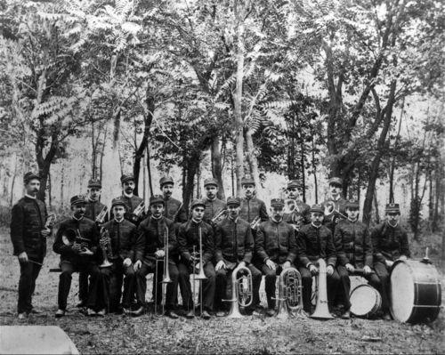 Ellinword Band, Ellinwood, Kansas - Page