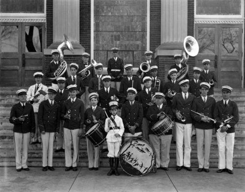 Iola Band, Iola, Kansas - Page
