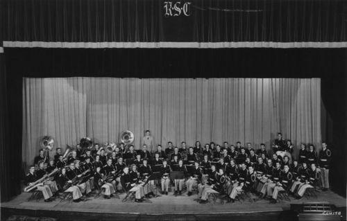 Kansas State College Band, Manhattan, Kansas - Page