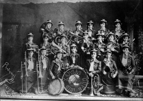 Kansas Girl Band - Page