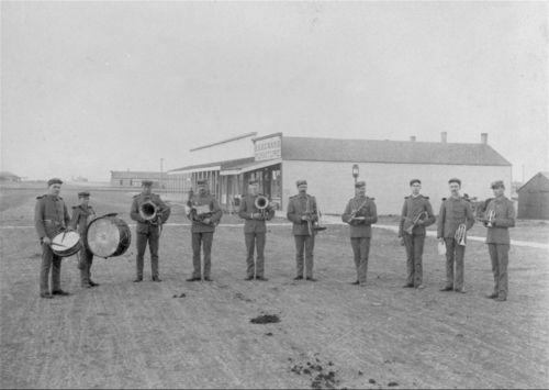 La Crosse City Band, La Crosse, Kansas - Page