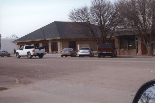 Business buildings in Elkhart, Kansas - Page