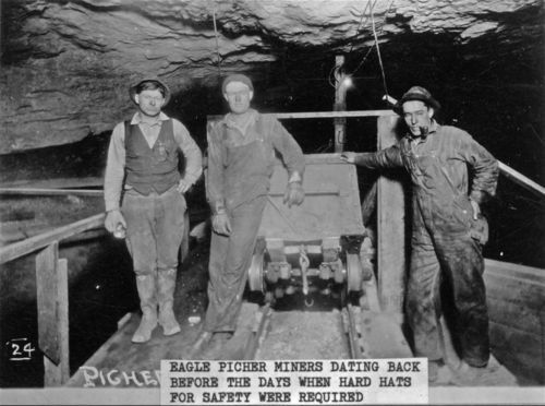 Eagle Picher miners - Page