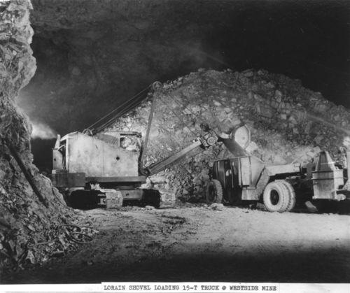 Lorain Shovel Loading 15-2 Truck - Page