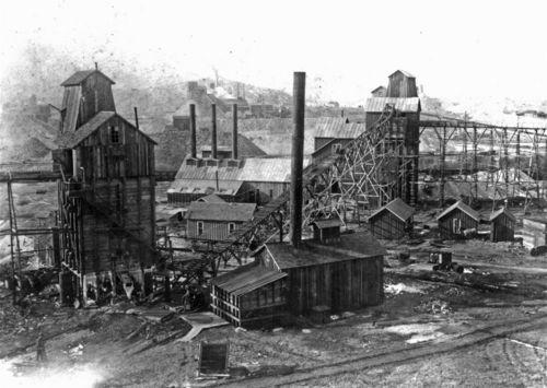 Lead and zinc mine - Page