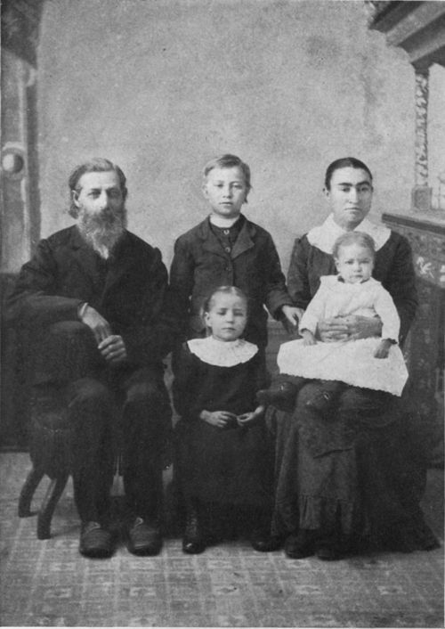 Dennis G. Benton, Sr., with wife and children - Page