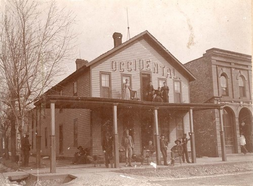 Occidental Hotel - Page