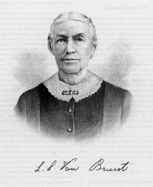Leonora L. Van Brunt - Page