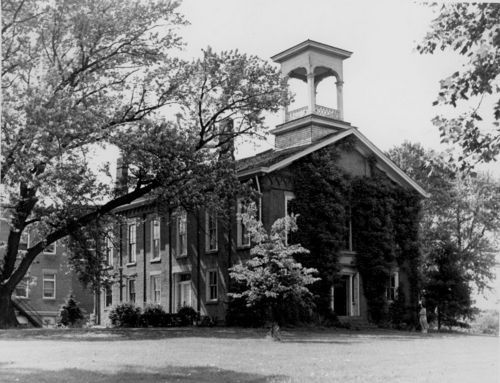 Irvin Hall, Highland University - Page