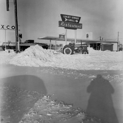 Lucky Strike Grill, Norton, Kansas - Page
