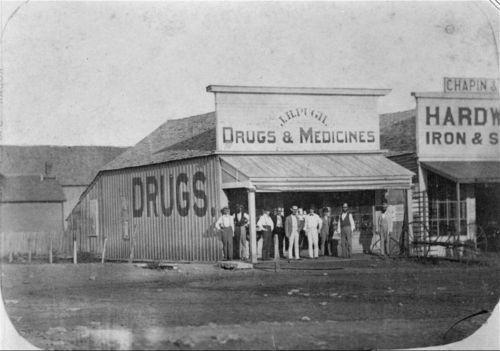 J. H. Pugh, Drugs & Medicines - Page