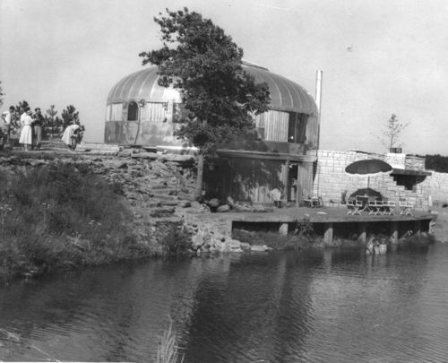 Dymaxion house, Rose Hill, Kansas - Page