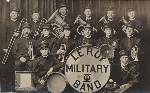 Le Roy Military Band, Le Roy, Kansas - Page