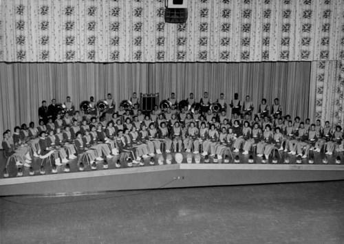 Leavenworth High School Band, Leavenworth, Kansas - Page