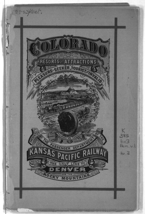 Colorado, its resorts and attractions to the pleasure-seeker, tourist and invalid - Page