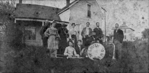McLouth Band, McLouth, Kansas - Page