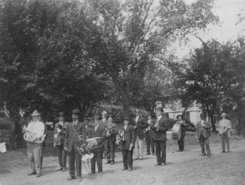 McLouth Band, McLouth, Kansas - Page
