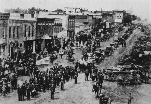 Memorial Day Parade, Garnett, Kansas - Page