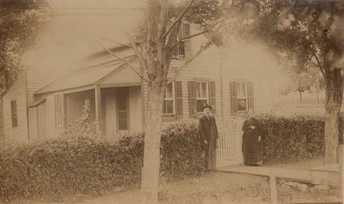 James and Elizabeth Abbott, De Soto, Kansas - Page