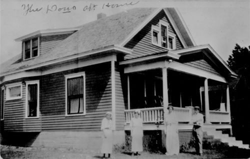Dow family and home, De Soto, Kansas - Page