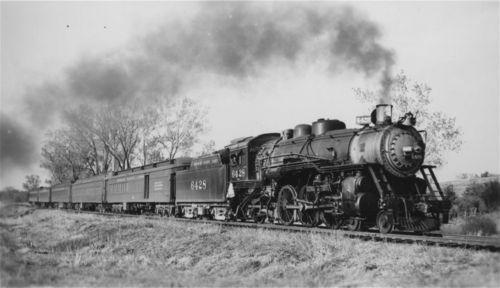 Missouri Pacific steam locomotive #6428 - Page